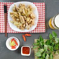 Chân Gà Cay Nhẹ VuVu Muối Ớt Xanh Đồ Ăn Vặt Bếp Cô Hồng ( Combo 5 Gói 125 gram )