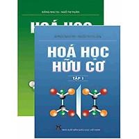 Combo sách Hóa học hữu cơ – Ngô Thị Thuận (tập 1 + tập 2)