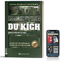 Sách - Marketing Du Kích - 30 Chiến Lược Thực Chiến Mạnh Mẽ Tạo Động Lực Và Kết Quả Phi Thường  - BizBooks