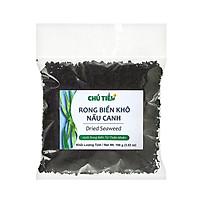 Rong Biển Wakame Nấu Canh Chú Tiểu - Chu Tieu Wakame Dried Seaweed - Gói 100g