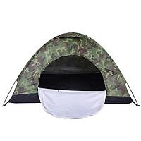 Lều cắm trại chống thấm nước họa tiết quân đội rằn ri