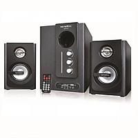 Loa Vi Tính SoundMax A-2117/2.1 60W TG - Hàng Chính Hãng