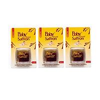 [LOẠI 1] Combo 3G BABY SAFFRON CAO CẤP LOẠI 1 Nhuỵ Hoa Nghệ Tây - Baby Saffron Ấn Độ