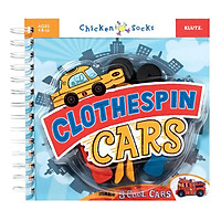 Klutz: Cs Clothespin Cars