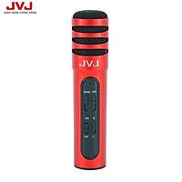 Micro livestream hát karaoke C7 JVJ - Hỗ trợ thu âm 3 in 1 Tặng kèm tai nghe và bọc bảo vệ đầu mic -Hàng chính hãng