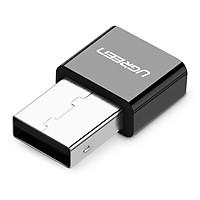 Usb Bluetooth 4.0 Hỗ Trợ Chuẩn Aptx Màu Đen Win 10 UGREEN Us192-30722 - hàng chính hãng