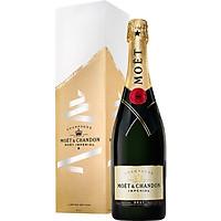 Rượu Champagne Moët & Chandon Impérial Brut - Phiên Bản Giới Hạn - 750ml – Có Hộp