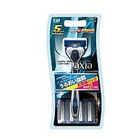 Dao cạo râu cao cấp Nhật axia + 4 đầu thay