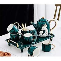 Bộ bình trà xanh ngọc - AN1430