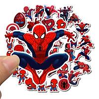 Set 30 Sticker Spider Man người Nhện (Giao mẫu ngẫu nhiên)