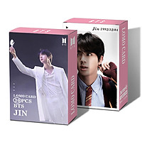Lomo card JIN BTS Map of the soul 7