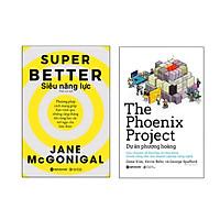 Combo Sách Chuyển Đổi Số - Xây Dựng Doanh Nghiệp: Siêu Năng Lực - Super Better + Dự Án Phượng Hoàng