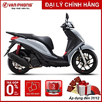 [CHỈ GIAO TẠI HẢI PHÒNG] - Xe máy Piaggio - Medley 150 cc - Phanh ABS - Động cơ Iget