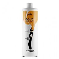 Dầu hấp dưỡng ẩm, phục hồi, mềm mượt Argan Gold Desert Mask  1000ML