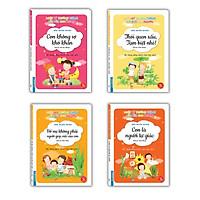 Nhật ký trưởng thành cúa đứa con ngoan -Kỹ năng sống dành cho học sinh (Bộ 4 cuốn)