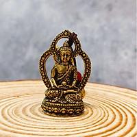 Phụ kiện dây treo xe hơi phong thuỷ Tây Tạng hình Đức Phật
