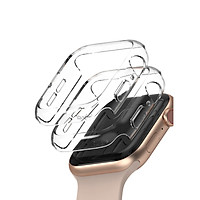 Bộ 2 ốp Apple Watch 6/SE/5/4 44mm RINGKE Slim - Hàng Chính Hãng