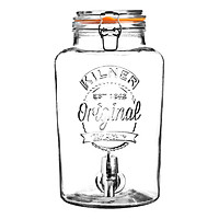 Bình nước thủy tinh Kilner Original - 8lít