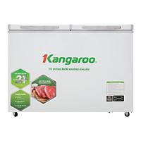 Tủ đông mềm Kangaroo 252 lít KG408S2 - Hàng chính hãng