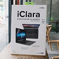 Miếng dán màn hình Macbook Air/ Pro 13 inch 2020 Chính Hãng JCPAL iClara - Hàng nhập khẩu cao cấp