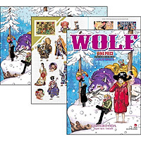 One Piece Color Walk Wolf - Tuyển Tập Tranh Eiichiro Oda Tập 8 [Tặng Sticker, Postcard]