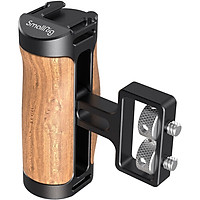 """Tay cầm gỗ SmallRig Wooden Mini Side Handle (1/4""""-20 Screws) 2913 - Hàng nhập khẩu"""