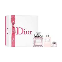 Bộ quà tặng nước hoa nữ CHRISTIAN DIOR Eau De Toilette Spray, Miss Blooming Bouquet,3 chai  3.4 Ounce