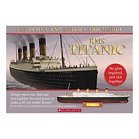 Press Out And Build: RMS Titanic
