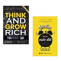 Combo 2 cuốn: Think And Grow Rich - 16 Nguyên Tắc Nghĩ Giàu, Làm Giàu Trong Thế Kỉ 21 + Thức Tỉnh Và Thay Đổi Cuộc Đời: Bí Quyết Thành Công Của Triệu Phú Anh
