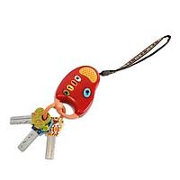 Chìa khóa vui vẻ B.Toys - Đỏ