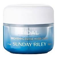 Kem Dưỡng Sunday Riley Tidal Brightening Enzyme Water Cream (50g)