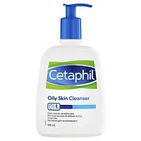 Sữa rửa mặt dành cho da dầu Cetaphil 500ml Nhập khẩu Úc