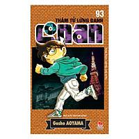 Thám Tử Lừng Danh Conan - Tập 93 (Tái Bản)