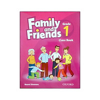 Family And Friends Grade 1 CB (VN)