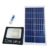 Đèn pha Solar công suất lớn GV-FL0201 200W