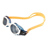 Kính Bơi Speedo Goggles 811256B985 Futura Biofuse Flexiseal Tri Au Orange/Wh 290519 (Size One Size)