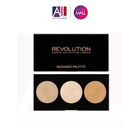 Highlight Makeup Revolution highlight powder palette (Dạng bảng)