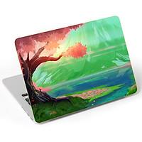 Miếng Dán Trang Trí Laptop Nghệ Thuật LTNT - 710