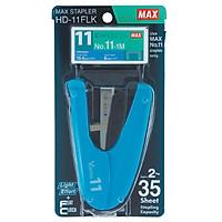 Bấm kim MAX số 11 HD-11FLK - 1 chiếc - Nhập khẩu Nhật Bản, bấm được tối đa 35 tờ
