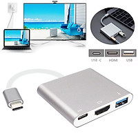 Đầu cáp chuyển đổi đầu USB Type C sang HDMI Chất lượng 4K