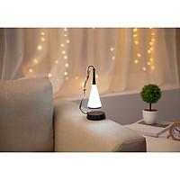 Đèn ngủ cảm ứng chạm kiêm loa nghe nhạc có Bluetooth (Tặng kèm quạt mini cắm cổng USB vỏ nhựa giao màu ngẫu nhiên)