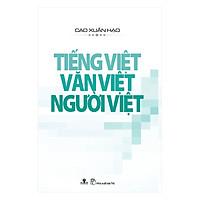 Tiếng Việt, Văn Việt, Người Việt