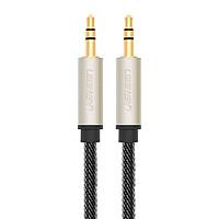 Cáp Audio 3.5mm Mạ Vàng Ugreen 10609 (12m) – Hàng Chính Hãng