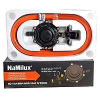 Bộ Van Bình Ngắt Gas Tự Động NaMilux NH-205S - Hàng chính hãng