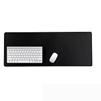 Thảm da trải bàn Deskpad loại 1 màu - Ảnh thật
