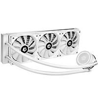 Tản nhiệt nước CPU ID-COOLING AURAFLOW X 360 SNOW - Hàng Chính Hãng