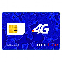 SIM 4G Mobifone MAX DATA F120WF Tặng 1 Tỷ GB/Tháng