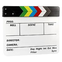 Clapper Board Colorful - Hàng Nhập Khẩu