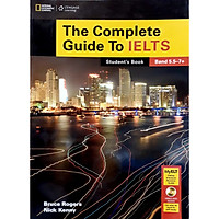 The Complete Guide To Ielts Student'S Book + Dvdrom