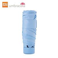 Folding Umbrella Ultralight Summer Rainy Sunny Anti UV Umbrella Waterproof Windproof Umbrella Ultra-small Portable